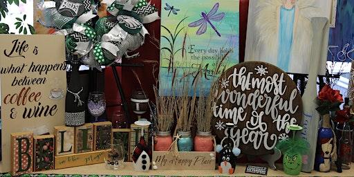 Create A Gift - Handmade is Best
