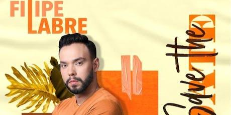 Filipe Labre ingressos