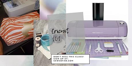 Sew So Fab Pop Up: Cricut 101 tickets