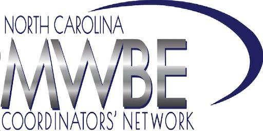 NC MWBE Coordinators' Network Best Practices Forum 2.0