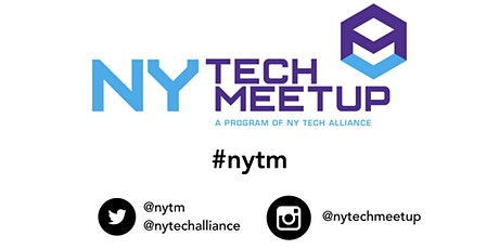 February 2020 NY Tech Meetup tickets