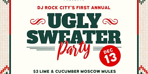 Rock City's Ugly Sweater Party