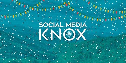 SocialMediaKnox Holiday Mixer!