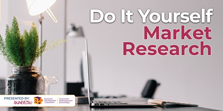 Workshop: Do it Yourself Market Research tickets