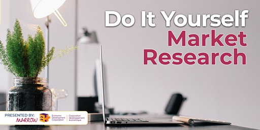 Workshop: Do it Yourself Market Research