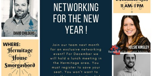 Networking for the New YEAR!