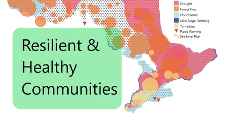 Resilient & Healthy Communities tickets