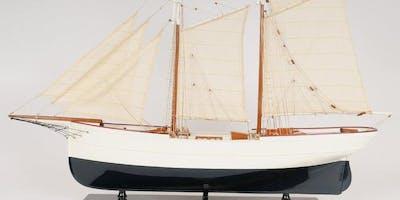 Spring 2020 Class: Ship Model Building