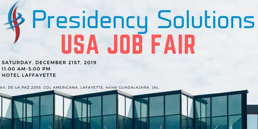 Presidency Solutions USA Job Fair