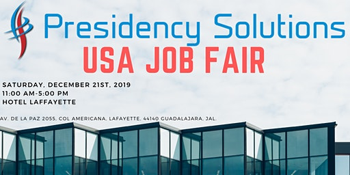 Presidency Solutions USA Job Fair