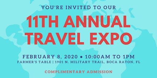 11th Annual Boca Express Travel Expo