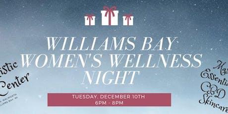 Women's Wellness Night tickets