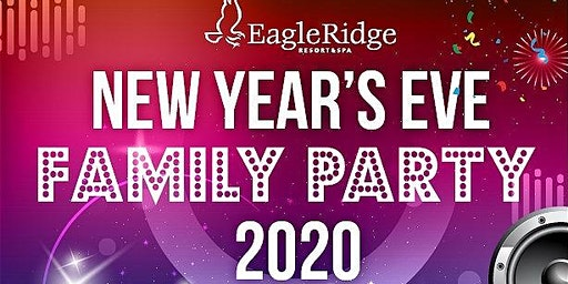 Family New Year's Eve Bash