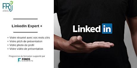 Formation LinkedIn Expert + tickets
