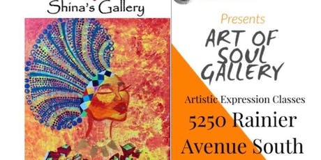 Paint & Sip at Art of Soul Gallery, Dec 12 tickets