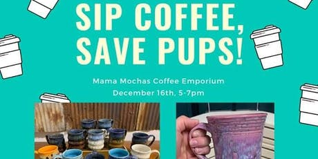 Sip Coffee, Save Pups! tickets