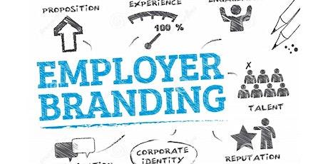 Aug 12th - Employer Branding/HR Tech Trends - Wine & Horderves tickets
