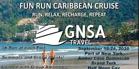GNSA Fun Run & Seminar at Sea tickets