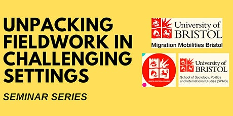Ethics, well-being & security during fieldwork: Fasten your seat belts! tickets