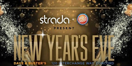 STRADA NEW YEAR'S EVE 2020 tickets