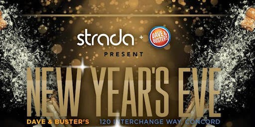 STRADA NEW YEAR'S EVE 2020