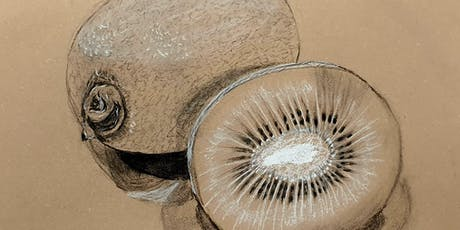 Beginners' Art Class : Learn To Draw ... Using Charcoal and Chalk tickets