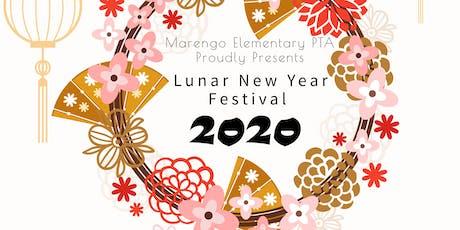 Marengo Lunar New Year Festival 2020 tickets