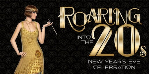 Roaring 20's New Year's Eve Party at Black Dog Wine Company