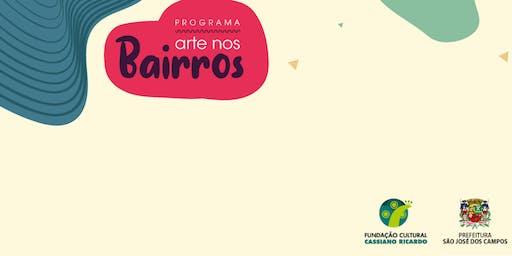 ENCERRAMENTO PROGRAMA ARTE NOS BAIRROS - TEMPORADA CIA DE DANÇA