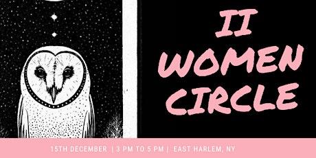 II Women Circle tickets