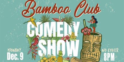 Tiki Bar Comedy Show (Free!)
