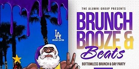 Brunch Booze & Beats - L.A. Bottomless Brunch & Day Party tickets