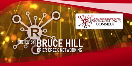 Free Brier Creek Rockstar Connect Networking Event (January, near Raleigh) tickets