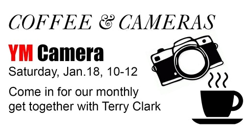 January Coffee and Cameras