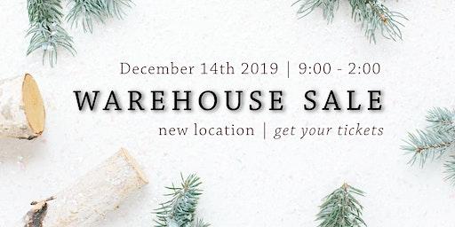 Louisa Jane's Warehouse Sale