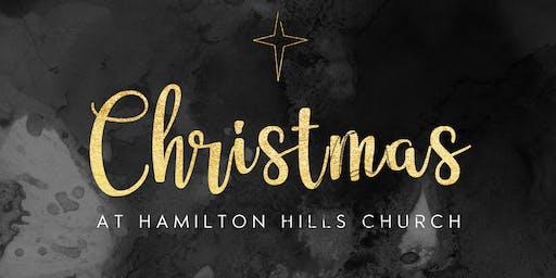 Christmas at Hamilton Hills Church