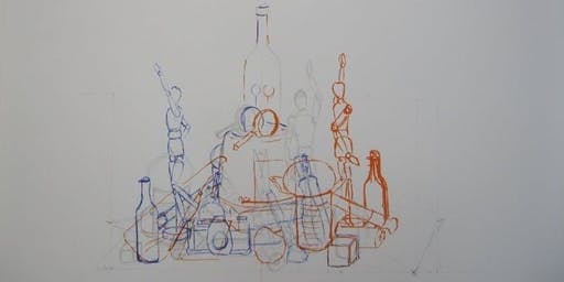 Drawing Workshop - History drawing