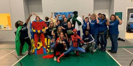 Superhero Autism Activity Day - Greenwood, IN - Presented by Centria Autism tickets
