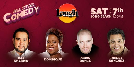 Johnny Sanchez, Dominique, and more - All-Star Comedy