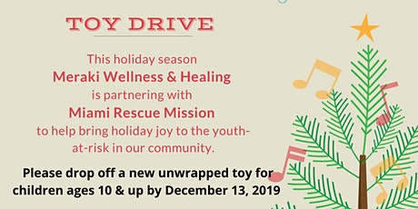 Christmas Toy Drive tickets