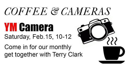 February Coffee and Cameras