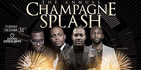 DrayRed Ent.. The Annual Champagne Splash: NYE  Black Tie Edition tickets