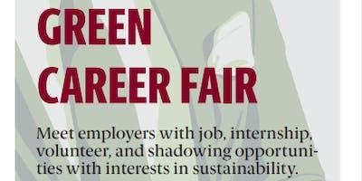 Green Career Fair 2020