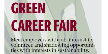 Green Career Fair 2020