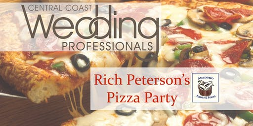 CCWP Fundraiser - Rich Peterson's Pizza Party