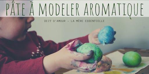 Atelier Parent-Enfant   Pâte à modeler aromatique