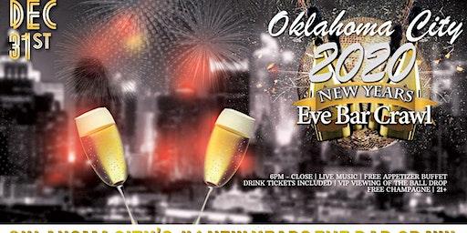 Oklahoma City NYE Bar Crawl