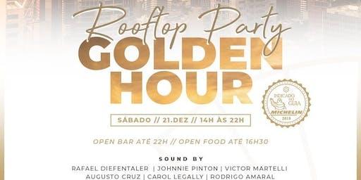 GOLDEN HOUR (open bar)
