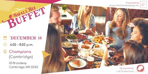 The uNsbn #SmallBizBuffet - Small Business Buffet (FREE!)