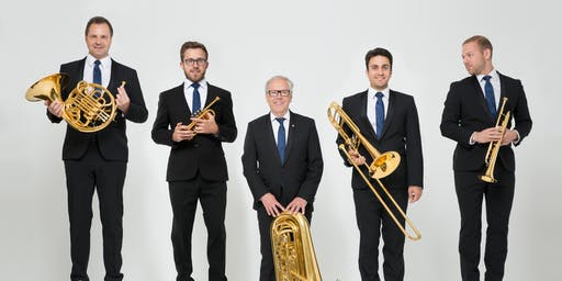 "Canadian Brass 50th Anniversary Holiday Show ""Christmas Time is Here"""
